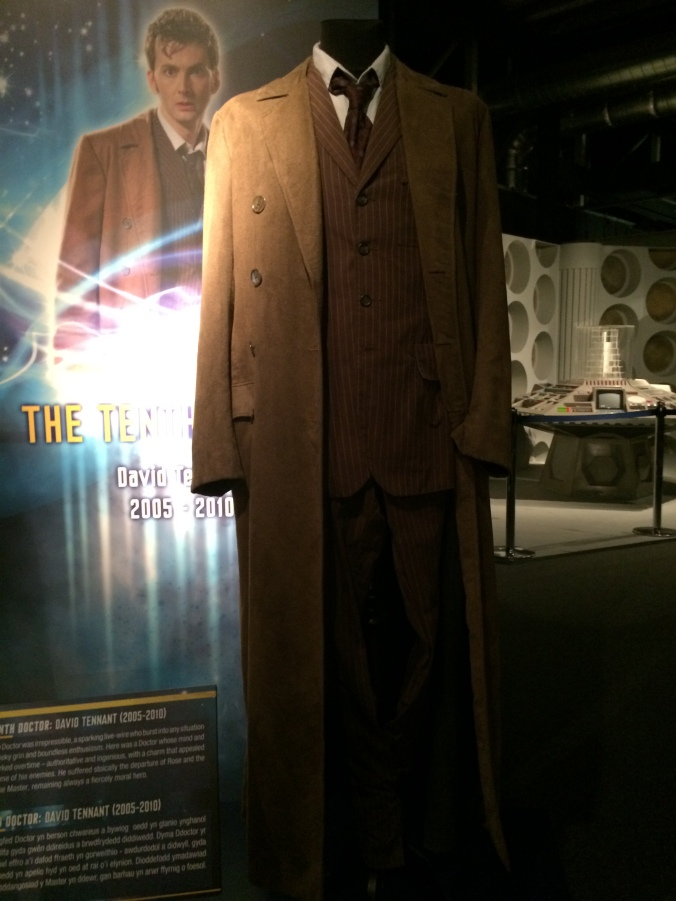 Wednesday Walks | Doctor Who Experience | Tenth Doctor