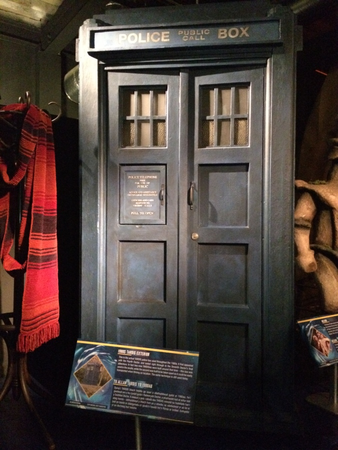 Wednesday Walks | Doctor Who Experience | Tardis