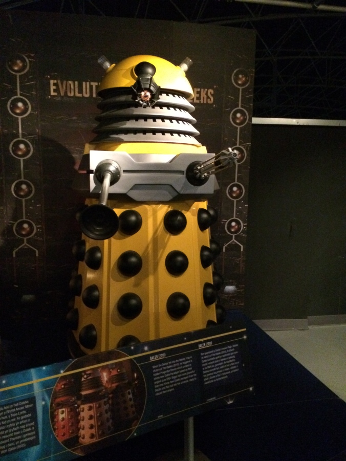 Wednesday Walks | Doctor Who Experience Dalek