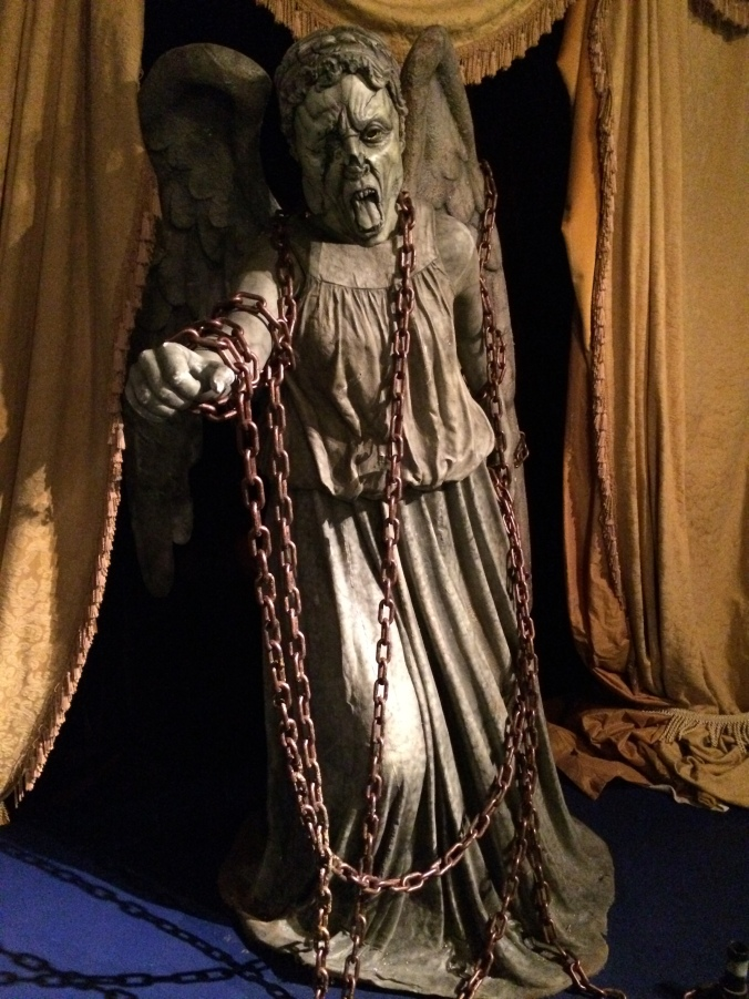 Wednesday Walks | Doctor Who Experience | Weeping Angel