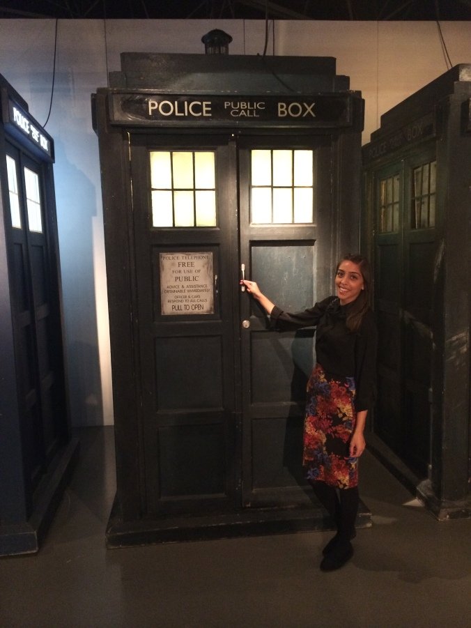 Wednesday Walks | Doctor Who Experience | Eleventh Doctor Tardis